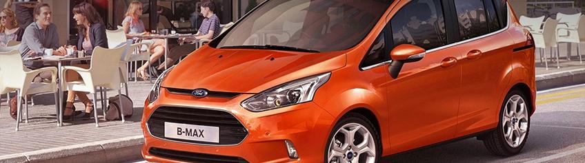 Ремонт Ford B-Max в Екатеринбурге