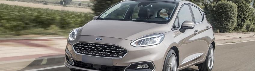 Ремонт Ford Fiesta 7 в Екатеринбурге