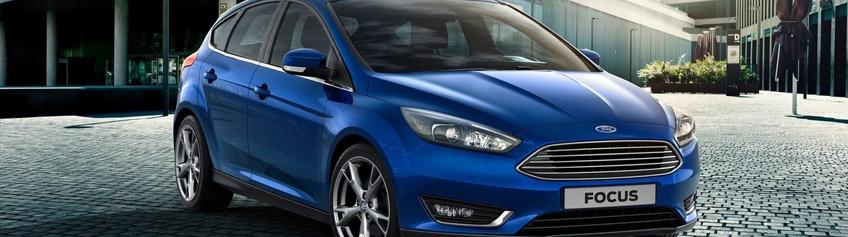 Ремонт Ford Focus 3 рестайлинг в Екатеринбурге