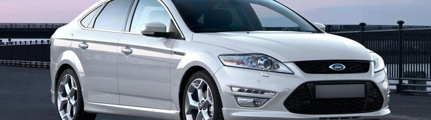 Ремонт Ford Mondeo 4 в Екатеринбурге