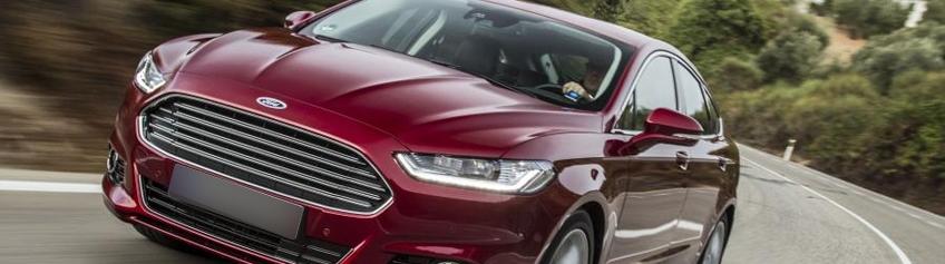 Ремонт Ford Mondeo 5 в Екатеринбурге