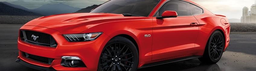 Ремонт Ford Mustang 6 в Екатеринбурге