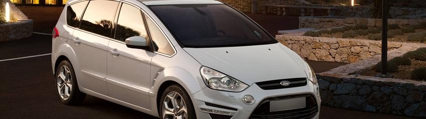 Ремонт Ford S-Max 1 в Екатеринбурге