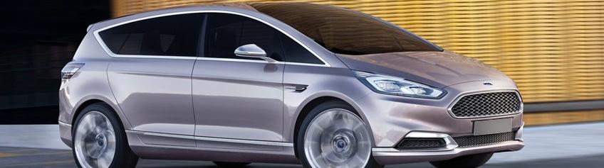 Ремонт Ford S-Max 2 в Екатеринбурге