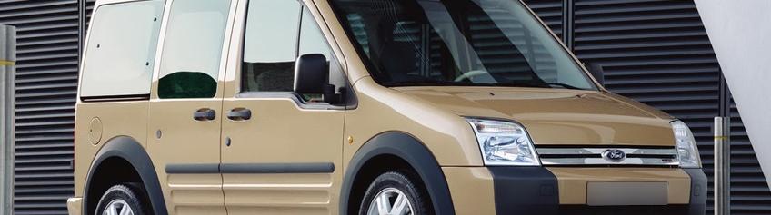 Ремонт Ford Tourneo Connect 1 в Екатеринбурге